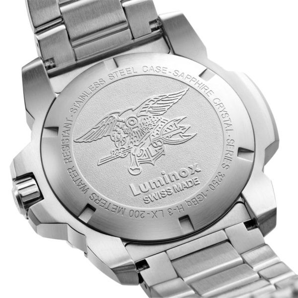 Luminox Navy Seal Steel 45mm Watch Image 3 Lumina Gem Wilmington, NC