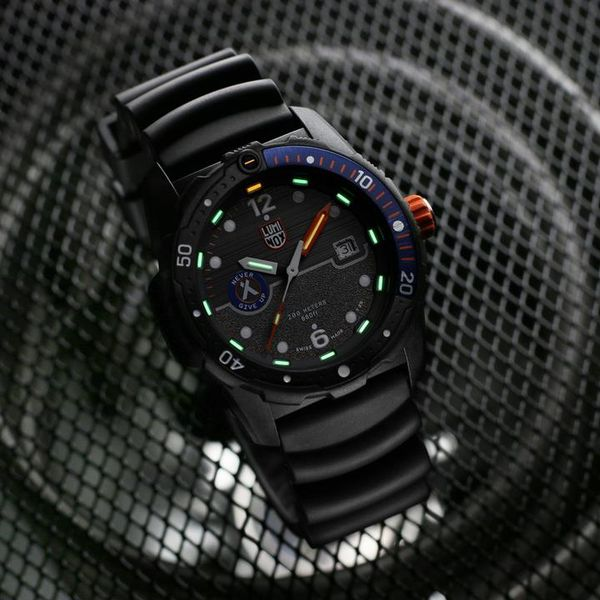 Luminox Bear Grylls survival sea series Swiss made watch. Image 5 Lumina Gem Wilmington, NC