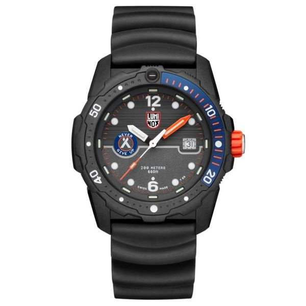 Luminox Bear Grylls survival sea series Swiss made watch. Lumina Gem Wilmington, NC
