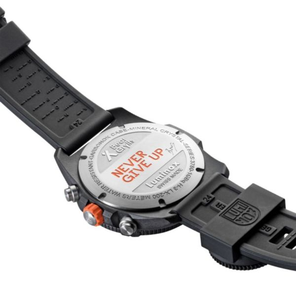 Luminox Bear Grylls Survival LAND Series Watch - Stainless Steel Image 3 Lumina Gem Wilmington, NC