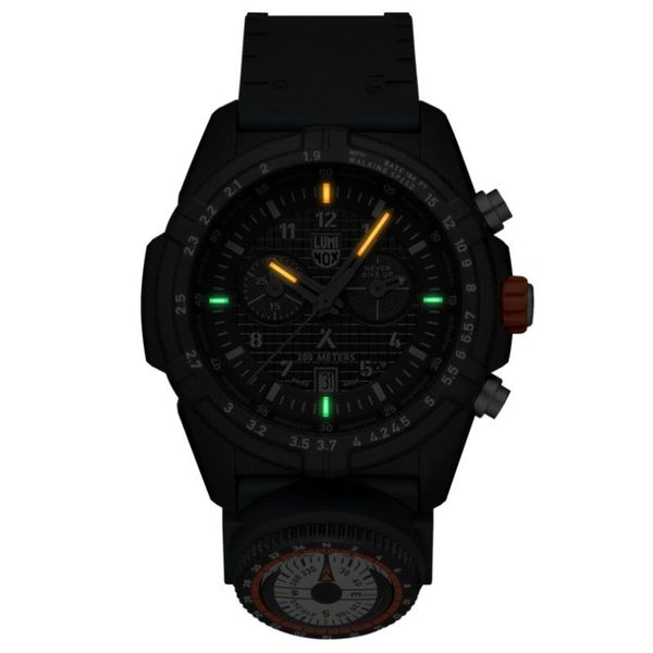 Luminox Bear Grylls Survival LAND Series Watch - Stainless Steel Image 4 Lumina Gem Wilmington, NC