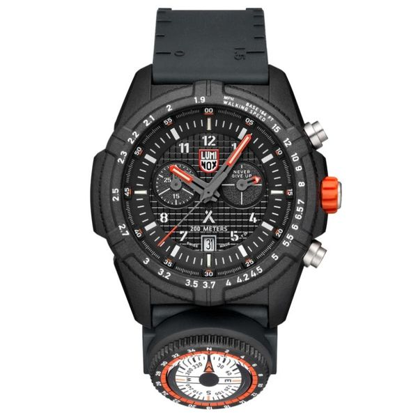 Luminox Bear Grylls Survival LAND Series Watch - Stainless Steel Lumina Gem Wilmington, NC