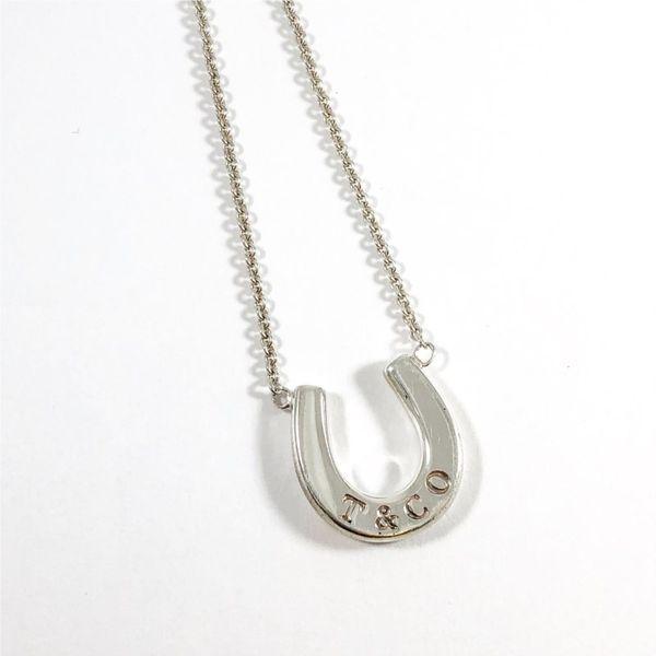 2d6126fb0 Tiffany & Co. Tiffany & Co. Horseshoe Necklace 001-600-00838 ...