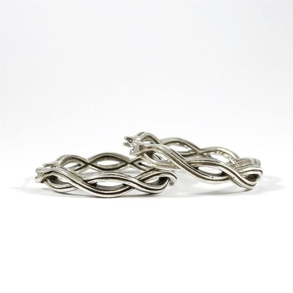 Slane Twisted Hoops Lumina Gem Wilmington, NC