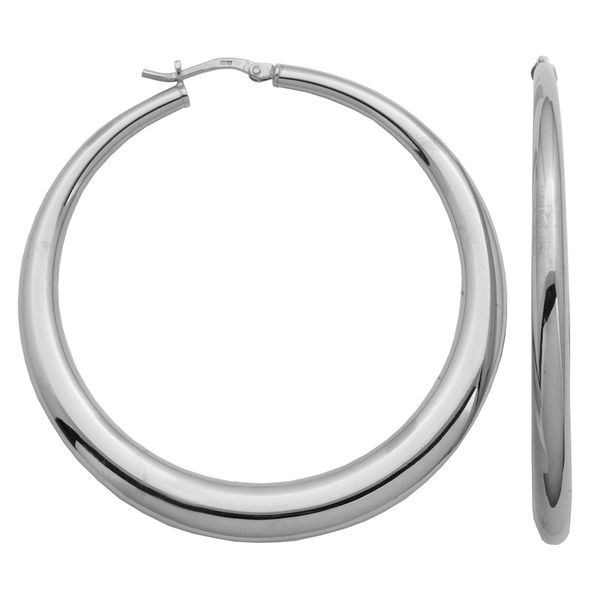 Charles Garnier Electroform Graduated Hoops Lumina Gem Wilmington, NC