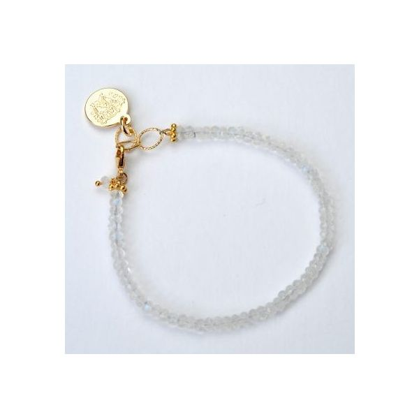 Wendy Perry Designs Moonstone Bracelet Lumina Gem Wilmington, NC