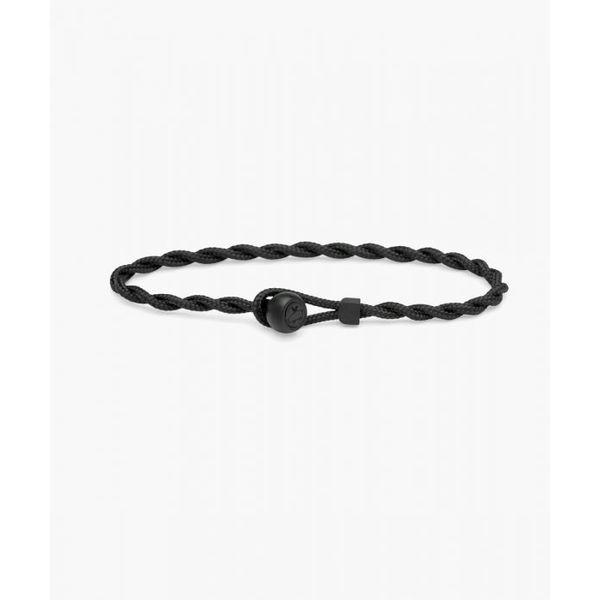 Pig & Hen Easy Ed Rope Bracelet - Black - Medium Lumina Gem Wilmington, NC