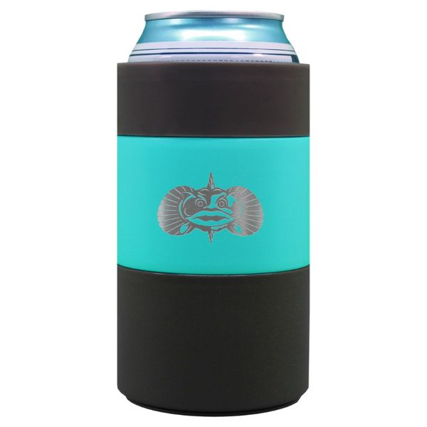 Toadfish Non-Tipping Can Cooler - Teal Lumina Gem Wilmington, NC