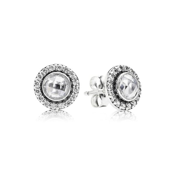 Pandora Earrings Mari Lou's Fine Jewelry Orland Park, IL