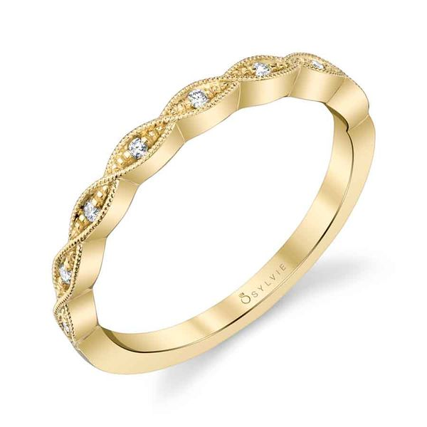 DIAMOND STACKABLE RING Image 3 Mark Allen Jewelers Santa Rosa, CA