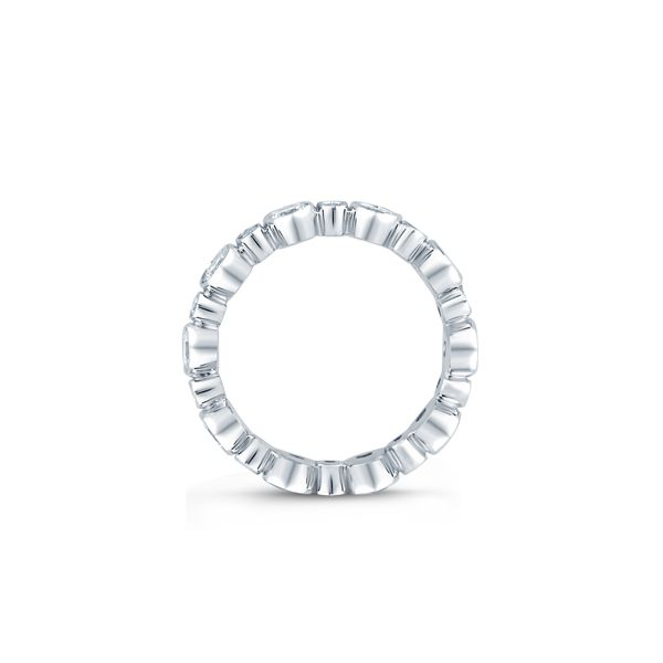 Bubble Eternity Diamond Stackable Band Image 2 Mark Allen Jewelers Santa Rosa, CA