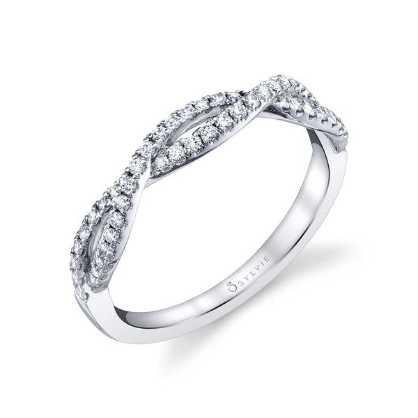 Spiral Stackable Ring - Elyse Mark Allen Jewelers Santa Rosa, CA