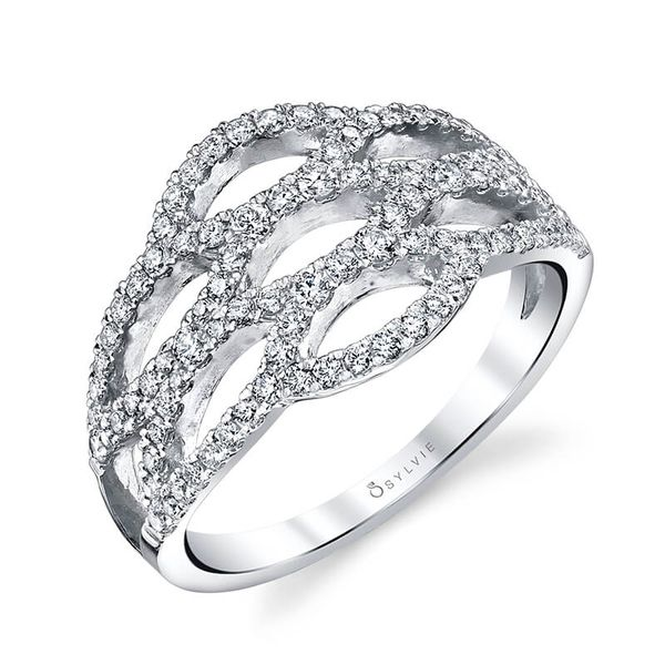 DIAMOND MARQUISE FASHION RING Mark Allen Jewelers Santa Rosa, CA
