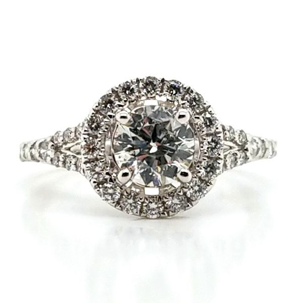 Diamond Engagement Ring Mark Jewellers La Crosse, WI