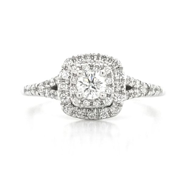 Diamond  Engagement Ring-Complete Mark Jewellers La Crosse, WI