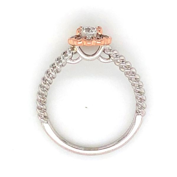 Diamond Engagement Ring-Complete Image 2 Mark Jewellers La Crosse, WI