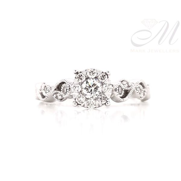 Diamond Engagement Ring - Complete Image 3 Mark Jewellers La Crosse, WI