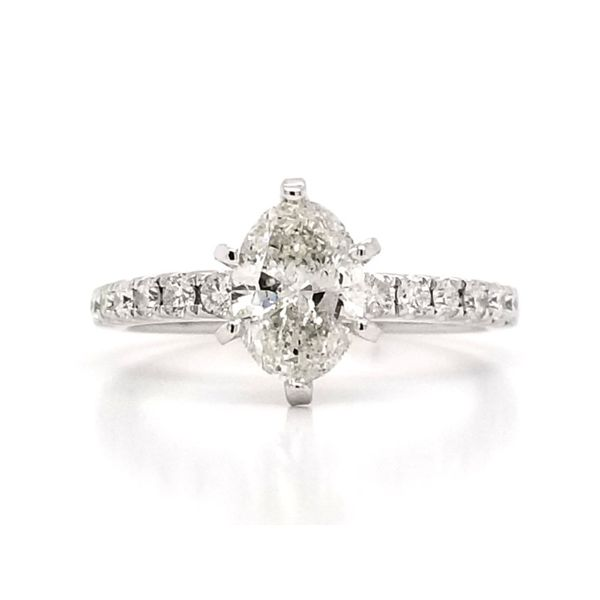 Engagement Ring - Complete Mark Jewellers La Crosse, WI