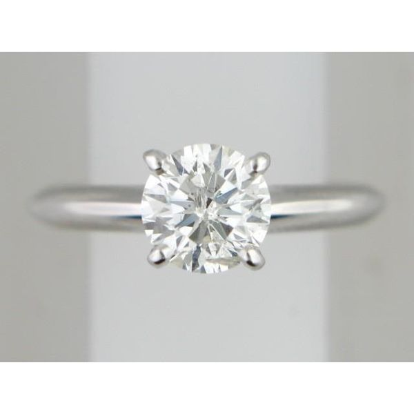 Solitaire Diamond Rings Image 3 Mark Jewellers La Crosse, WI