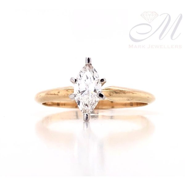 Marquise Solitaire - Complete Mark Jewellers La Crosse, WI