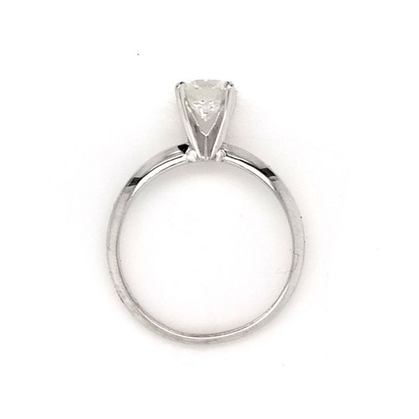 Solitaire Diamond Rings Image 2 Mark Jewellers La Crosse, WI