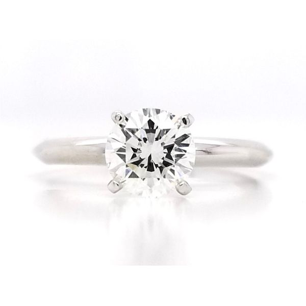 Solitaire Diamond Rings Mark Jewellers La Crosse, WI