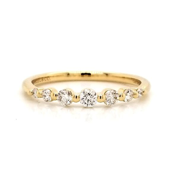 Diamond Stackable Ring Mark Jewellers La Crosse, WI