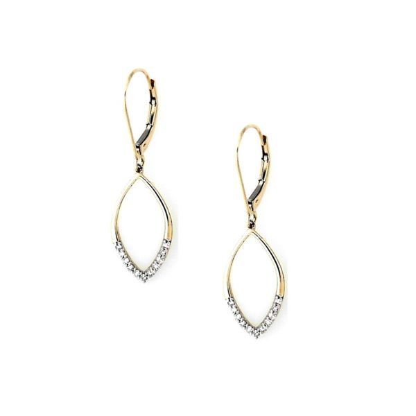 Diamond Earrings Mark Jewellers La Crosse, WI