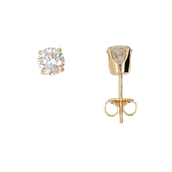 DIamond Studs Mark Jewellers La Crosse, WI