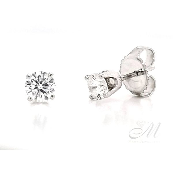 Diamond Stud Earrings Mark Jewellers La Crosse, WI