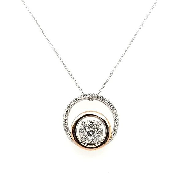Diamond Pendant Mark Jewellers La Crosse, WI
