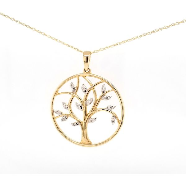 Tree of Life Pendant Mark Jewellers La Crosse, WI