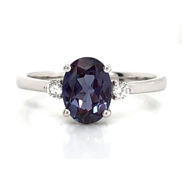 Created Alexandrite Ring Mark Jewellers La Crosse, WI