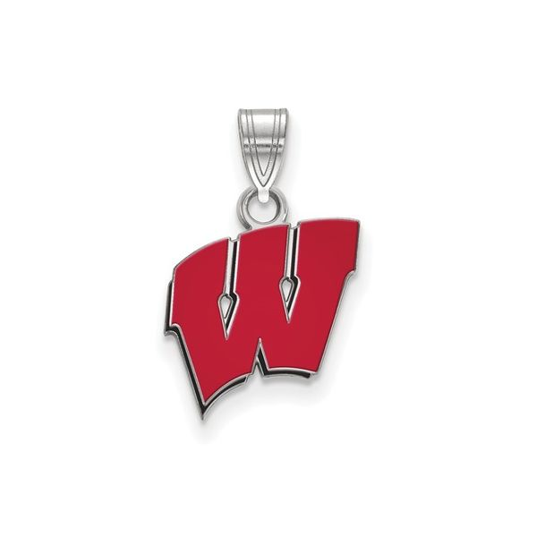 Badger Pendant Mark Jewellers La Crosse, WI