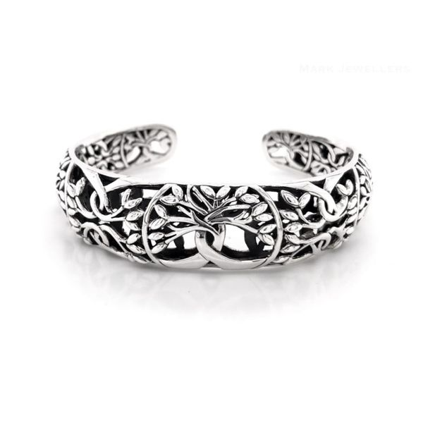 Tree Of Life Bangle Mark Jewellers La Crosse, WI