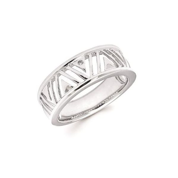 Silver Fashion Ring Mark Jewellers La Crosse, WI