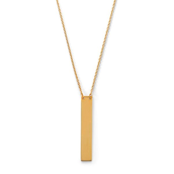 Bar Necklace Mark Jewellers La Crosse, WI