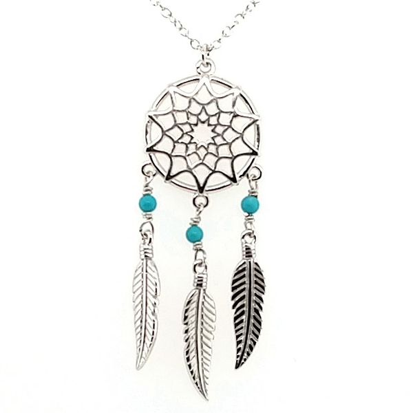 Dream Catcher Necklace Mark Jewellers La Crosse, WI