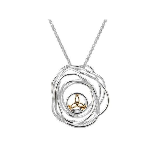 Cradle of Life Pendant Mark Jewellers La Crosse, WI