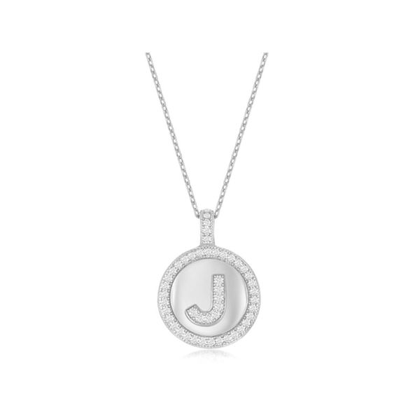 Silver Pendant Mark Jewellers La Crosse, WI