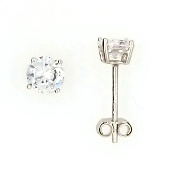 Silver Fashion Earrings Mark Jewellers La Crosse, WI