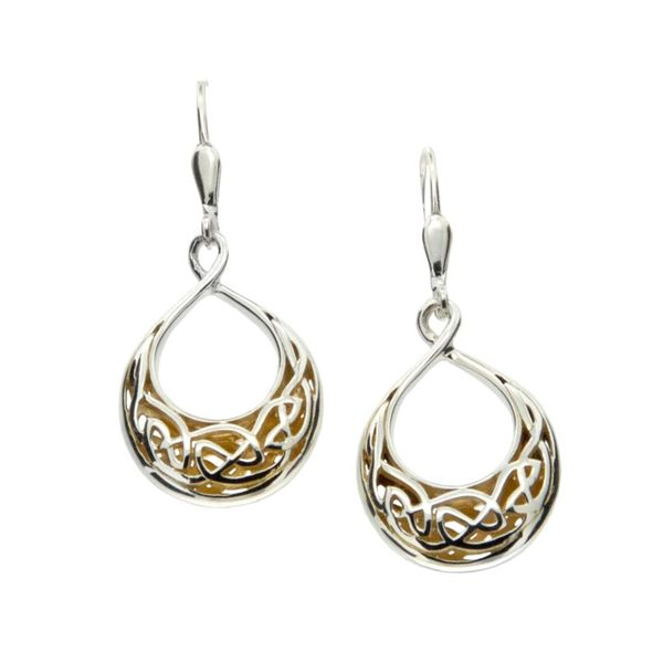 Window to the Soul Earrings Mark Jewellers La Crosse, WI