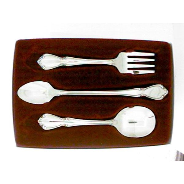 Baby Silverware Set Mark Jewellers La Crosse, WI