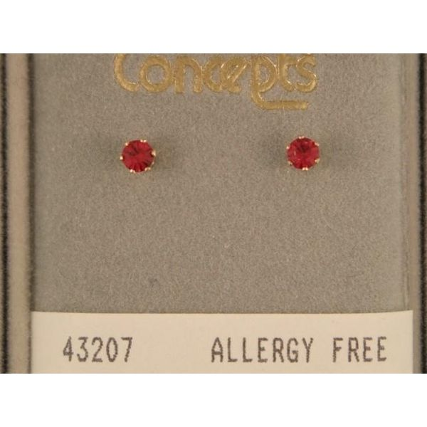 Allergy-Free Earrings Mark Jewellers La Crosse, WI