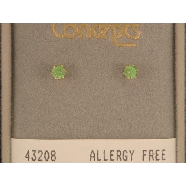 Allergy-Free Earrings Image 2 Mark Jewellers La Crosse, WI