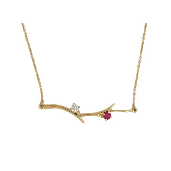 Family Branch Necklace Mark Jewellers La Crosse, WI