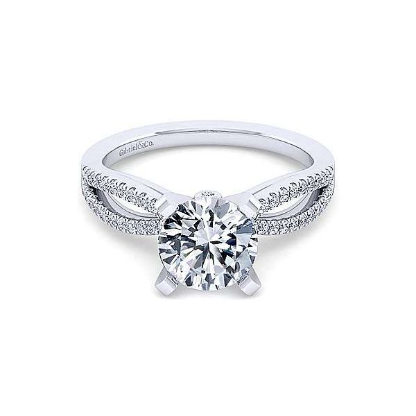 Engagement Ring Mathew Jewelers, Inc. Zelienople, PA