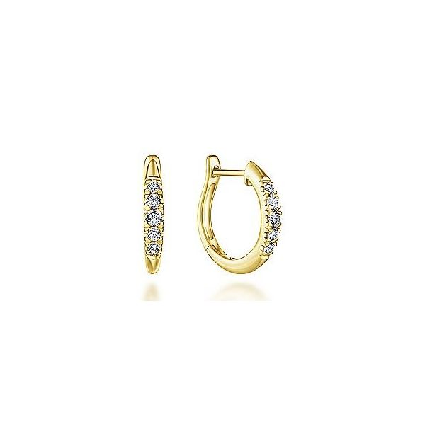 Diamond Earrings Mathew Jewelers, Inc. Zelienople, PA
