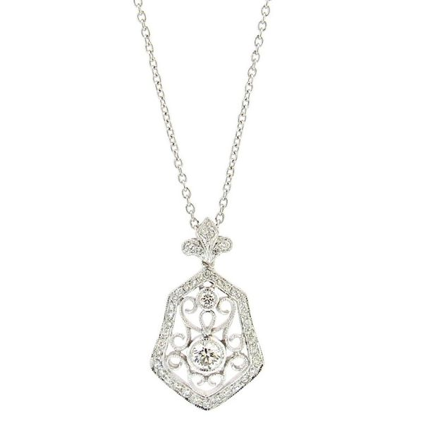 Gottlieb & Sons Diamond Pendant Mathew Jewelers, Inc. Zelienople, PA