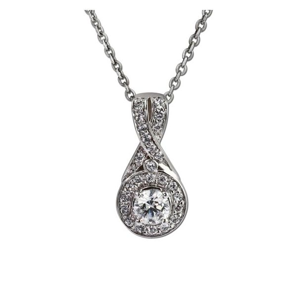 Diamond Pendant Mathew Jewelers, Inc. Zelienople, PA